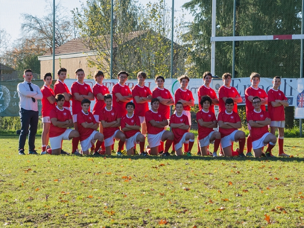 Under 16: Amatori Verbania Rugby - ASD Rugby Varese 12 - 26