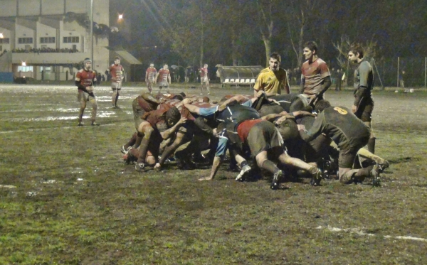 Seniores: Rugby Tradate - Rugby Varese