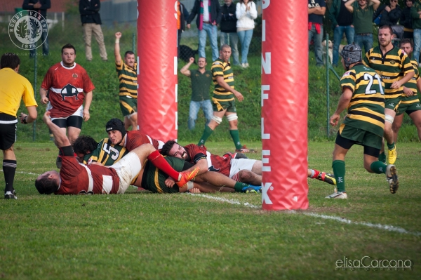 Seniores: Rugby Biella - ASD Rugby Varese 21 - 3