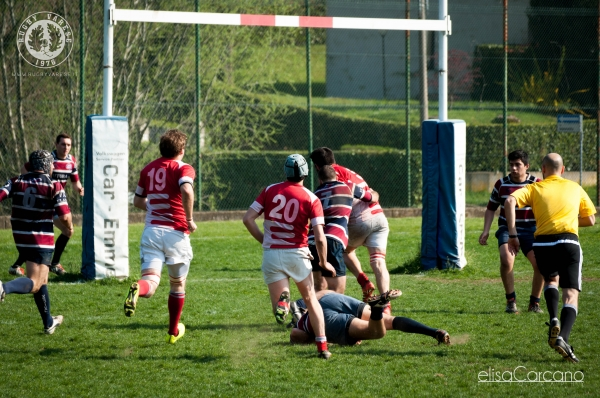 Seniores: Asd Rugby Varese - Iride Cologno Rugby 93 - 0