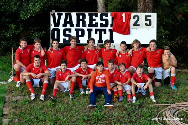 Under 14: Varese - Metanopoli