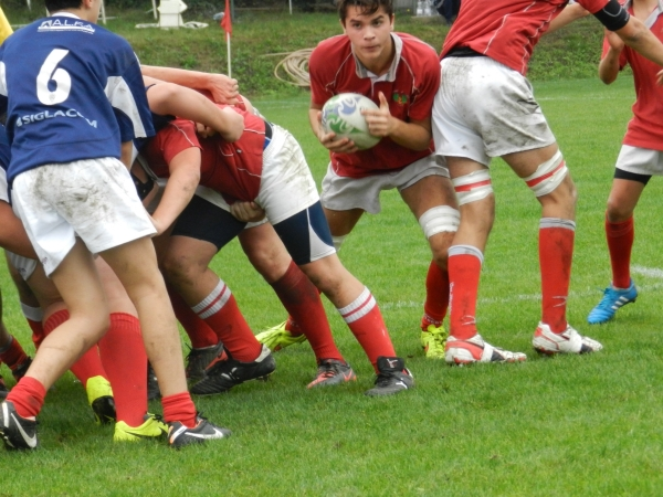 Under 16: ASD Rugby Varese - Rugby Mantova