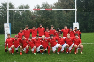 Under 14: Rugby Seregno - ASD Rugby Varese