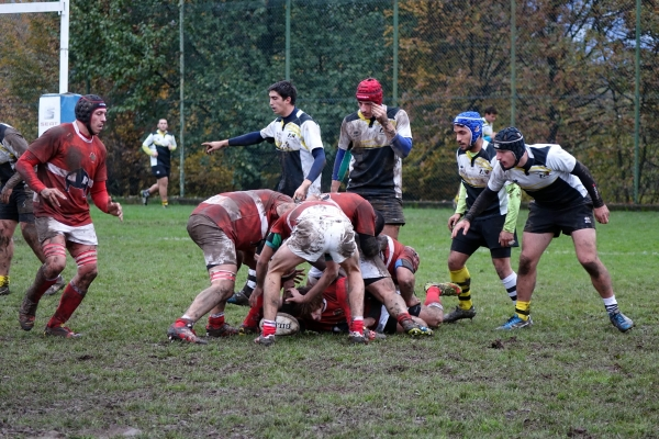 Seniores: Union Amatori Milano Rugby - ASD Rugby Varese