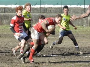 Seniores: Rugby Valcuvia - Rugby Varese
