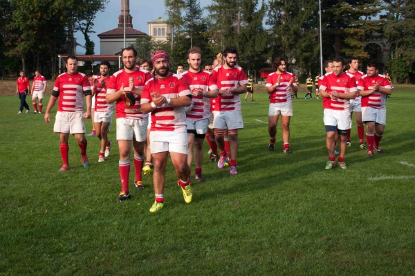 Seniores: ASD Rugby Varese - Rugby Union 96 13 - 13