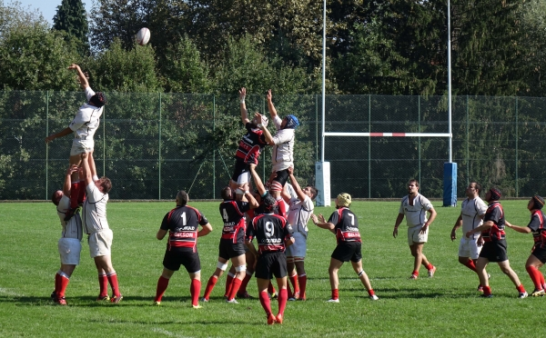 Seniores: ASD Rugby Lainate - ASD Rugby Varese 5 - 55