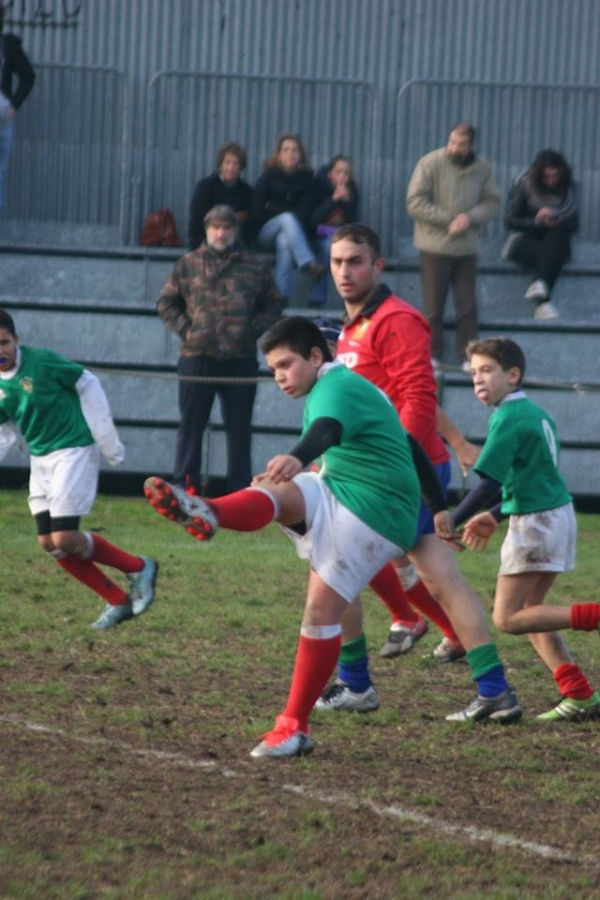 Under 14: CUS Milano - ASD Rugby Varese