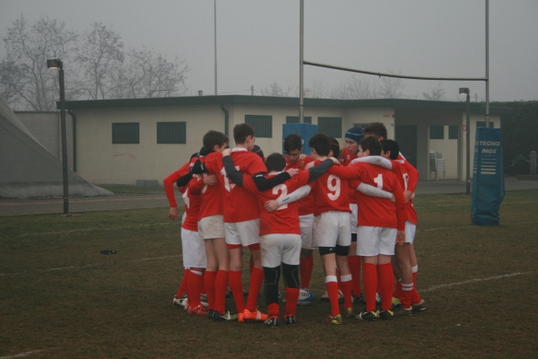 Under 14: Rugby parabiago - ASD Rugby Varese