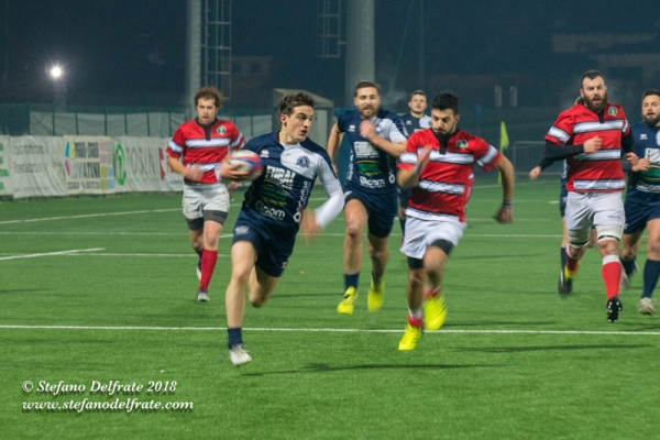 Seniores: Rugby Rovato - ASD Rugby Varese 35 - 24