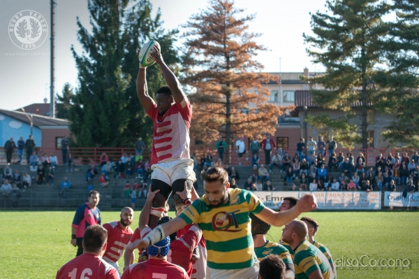Seniores: ASD Rugby Varese - Chicken 2012 Rugby 61 - 7