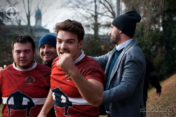 Seniores: ASD Rugby Varese - Rugby Alghero 24 - 20