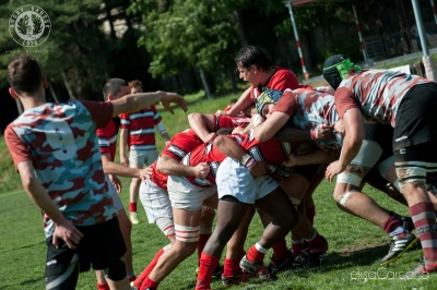 Seniores: ASD Rugby Varese- Rugby Cernusco 64-15