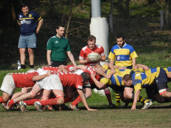 Seniores: Rugby Varese - Rugby Pavia
