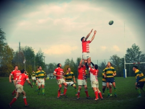seniores: Rugby Varese - Chicken 2012 Rugby 23 – 19