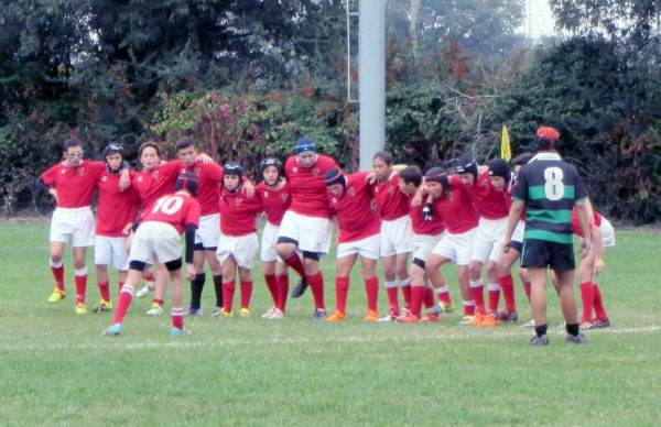 Under 14: Settimo Milanese - ASD Rugby Varese