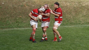 Seniores: ASD Rugby Varese - Rugby Rovato 30 - 34