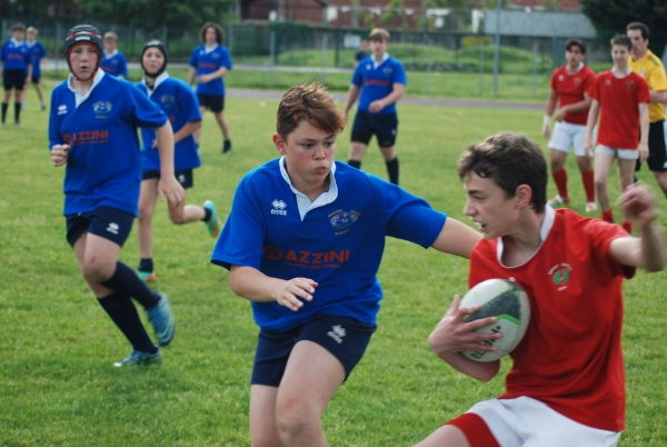 Under 14: Rugby Verbania - ASD Rugby Varese