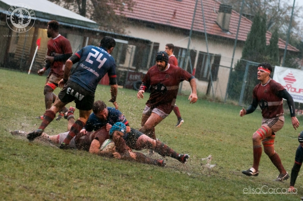 Seniores: ASD Rugby Varese- R.C Stezzano 29-3