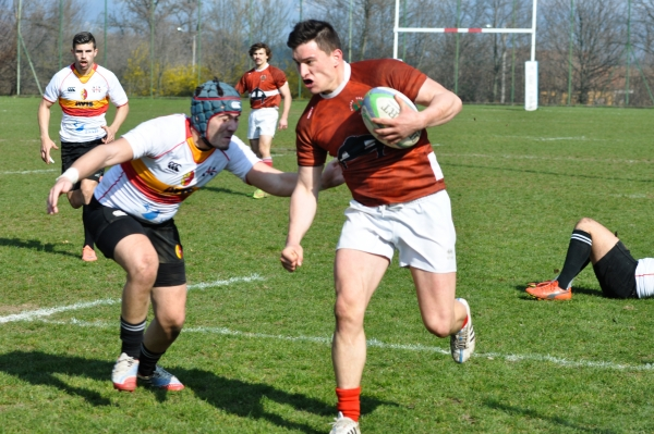 Seniores: ASD Rugby Varese - Amatori Capoterra Rugby 23 - 31