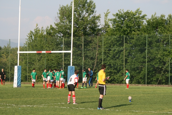 Under 14: ASD Rugby Varese - Rugby Monza 10 - 47