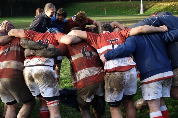 Seniores: ASD Rugby Varese - Amatori & union Rugby Milano 16 - 10