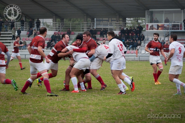 Seniores: Chef Piacenza Rugby - ASD Rugby Varese 24 - 13
