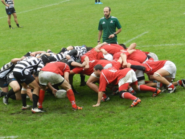 Seniores: Orobic Rugby Club - Cadetti ASD Rugby Varese 0 - 33