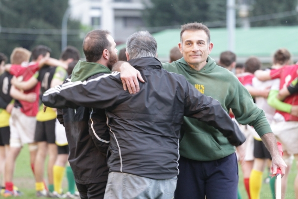 Under 18: ASD Rugby Varese - Chicken Rozzano 2012 20 - 18