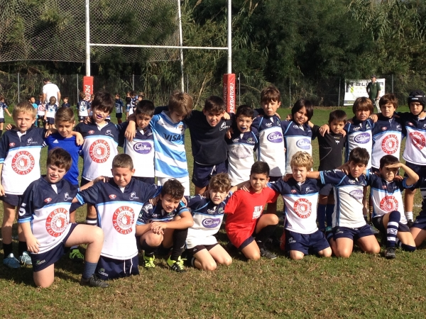 Under 14: Rugby Brescia - ASD Rugby Varese 39 - 7