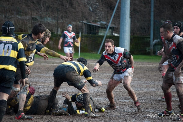 Seniores: Grande Brianza Rugby - ASD Rugby Varese