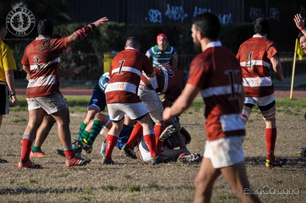 Seniores: Tutto Cialde Rugby Lecco - ASD Rugby Varese 13-12