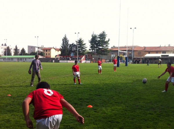 Under 14: ASD Rugby Varese - Chicken 2012 Rugby