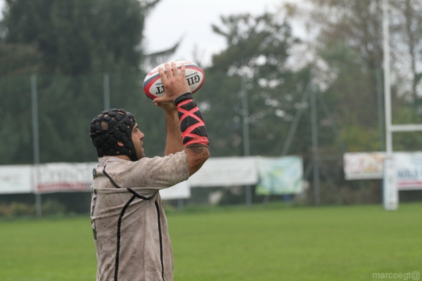 Seniores: CUS Milano Rugby - ASD Rugby Varese 8 - 17