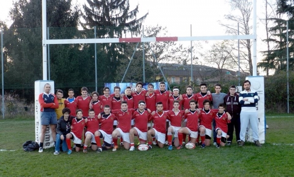 Under 16: Rugby Mantova - ASD Rugby Varese 36 - 5