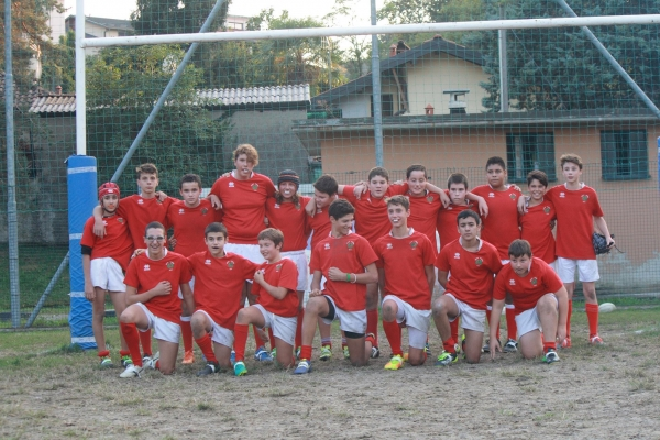 Under 14: ASD Rugby Varese - Settimo Milanese Rugby 55 - 12