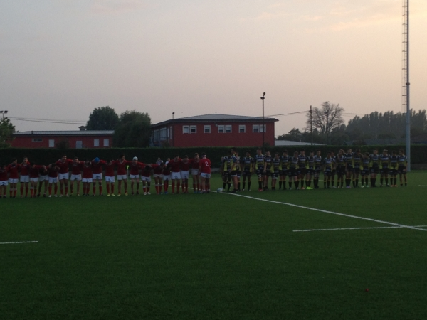 Under 16: RUGBY CALVISANO - Rugby Varese