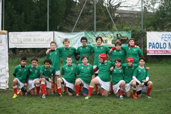 Under 14: ASD Rugby Varese - Orio Rugby