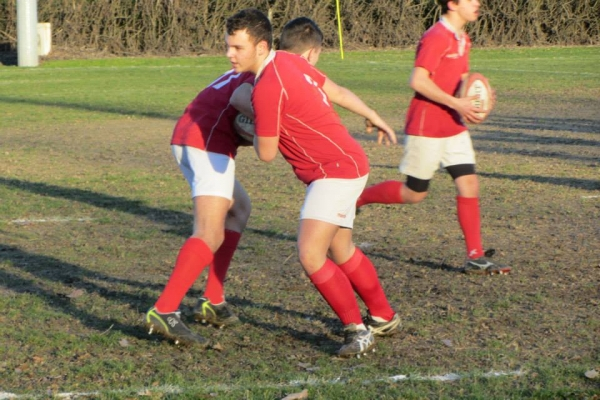 Under 16: Rugby Varese - Monza