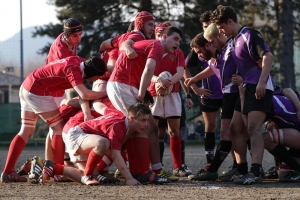 Under 18: Rugby Como - ASD Rugby Varese 13 - 13