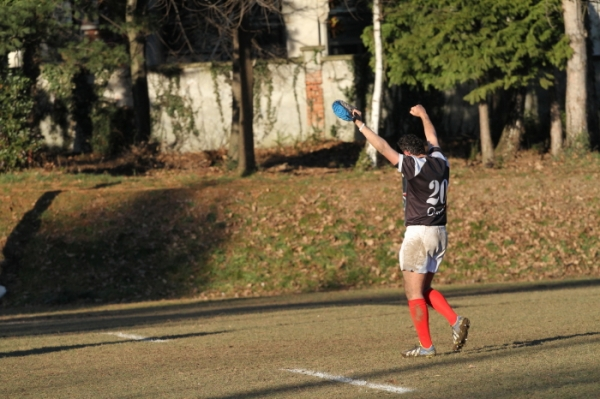 Seniores: ASD Rugby Varese - Rugby Mantova 22 - 18