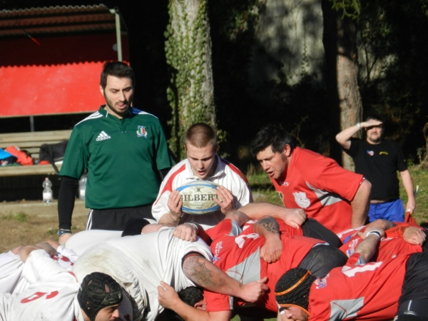 Seniores: ASD Rugby Varese Cadetti - Rugby Livigno 17 - 12