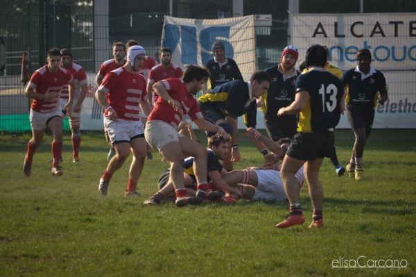 Seniores: Rugby Lecco - Cadetti ASD Rugby Varese 31 - 0