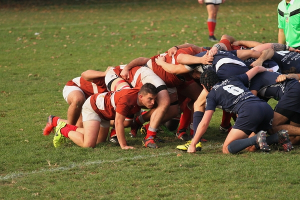 Seniores: CUS Milano Rugby - ASD Rugby Varese 26 - 36