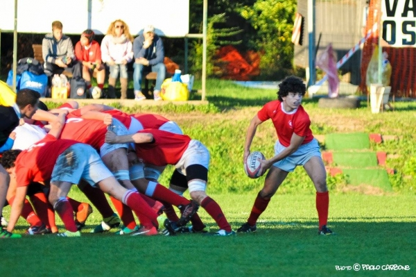 Under 16: ASD Rugby Varese - Settimo Milanese Rugby 12 - 31