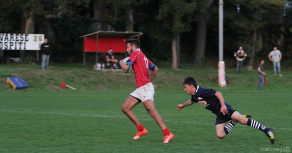 Under 18: ASD Rugby Saints - ASD Rugby Varese 7 - 68