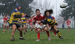 Under 18: Rugby Ticinensis - ASD Rugby Varese 3 - 27