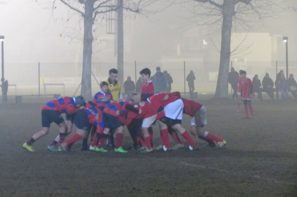 Under 14: ASD Rugby Varese - Velate Rugby 7 - 54
