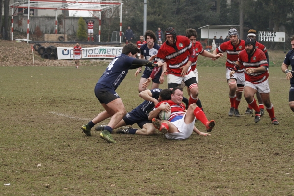 Seniores:ASD Rugby Varese - Rugby Rovato 7 - 23
