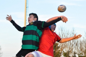 Under 16: ASD Rugby Varese - Rugby Saints 70 - 0